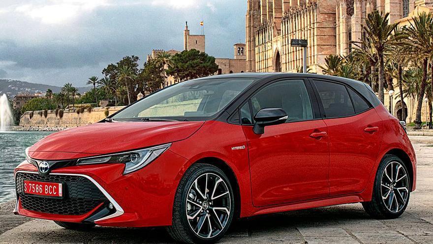 Toyota, marca líder de ventas en Asturias en febrero, seguida de Renault y Peugeot