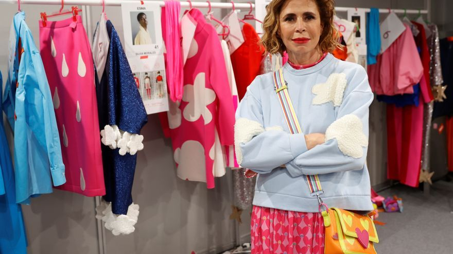 """Agatha Ruiz de la Prada: """"La gente está despistada, lleva un año en chándal"""""""