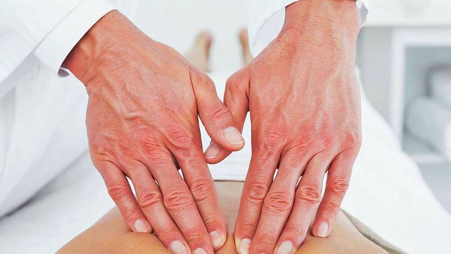 Nueve de cada 10 valencianos sufre dolores musculares de forma regular