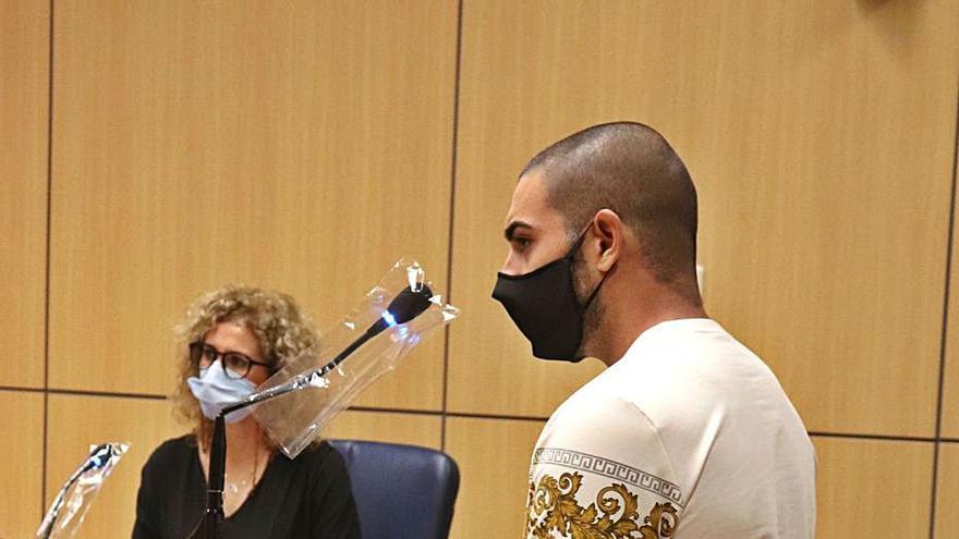 Juzgan al asesino de Chella por amenazar a una exnovia desde prisión