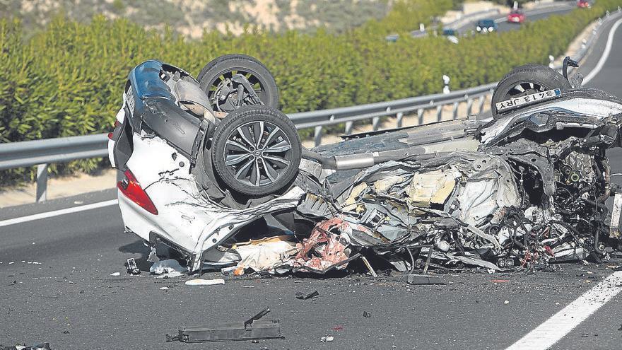 Las carreteras más peligrosas de la C. Valenciana
