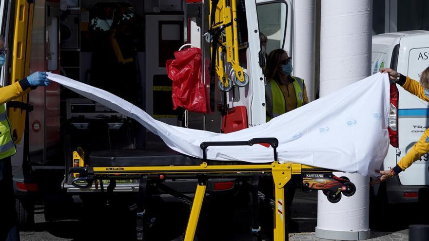 Sanidad notifica 12.788 nuevos casos de Covid, 5.986 en 24 horas, y 241 muertes