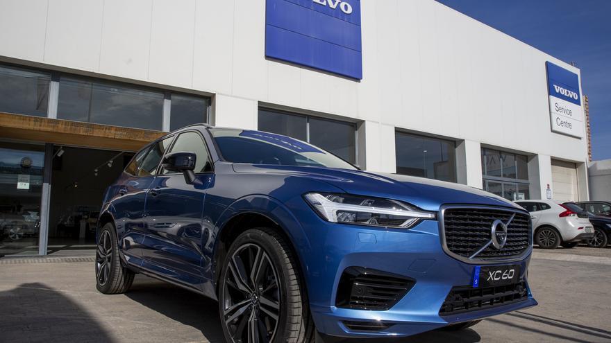 ¿A qué precio puedo conseguir un Volvo con los programas de ayudas estatales?