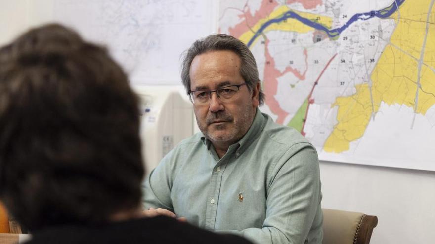 """Guarido, alcalde de Zamora: """"Vox solo se merece que le den la espalda"""""""