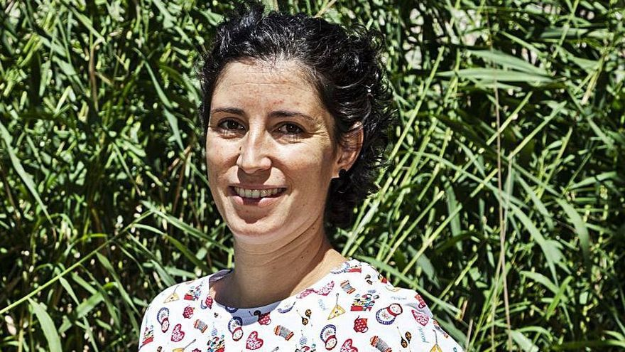 """Sara Castro: """"Hay que incorporar la muerte a la vida para aprender a vivir sin angustia"""""""
