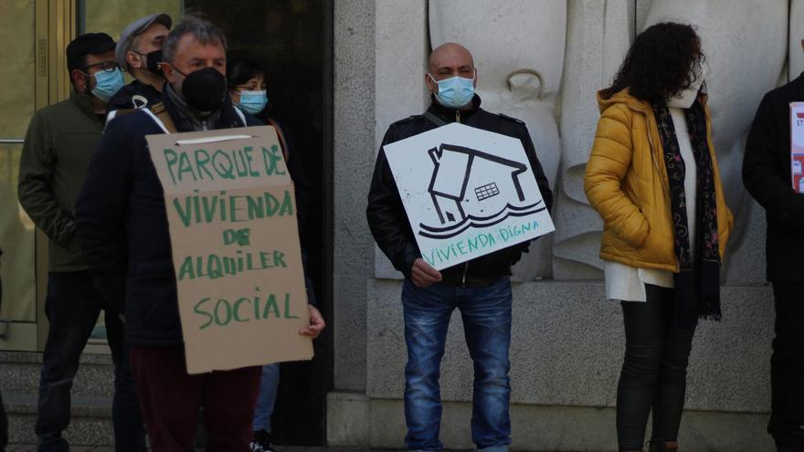 150 familias de Zamora podrían quedarse sin hogar tras el estado de alarma