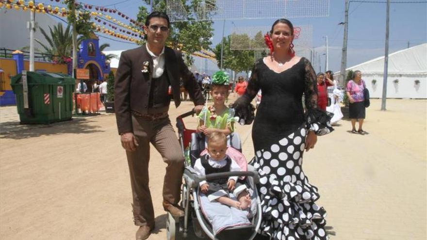 #YoEstuveAllí   La Feria de Córdoba