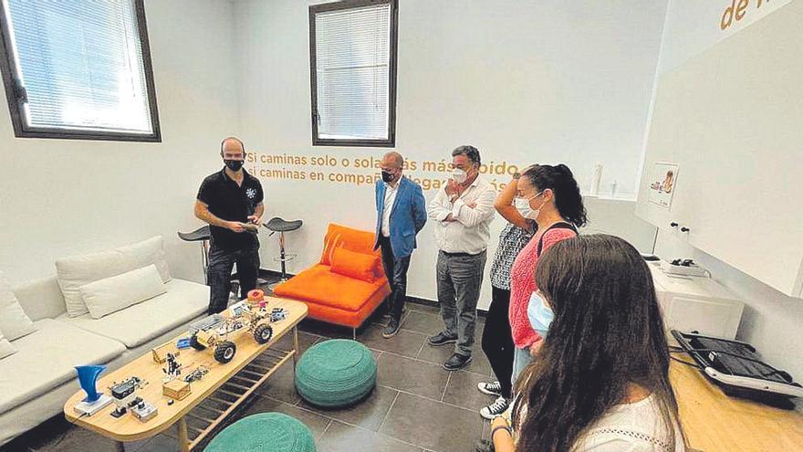 Inauguran el espacio de la Red Circular FAB en Trujillo