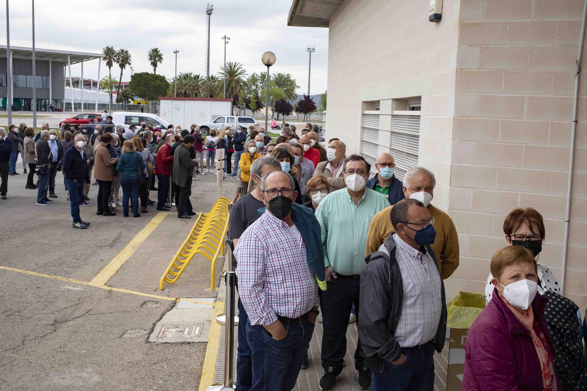 Aumenta el número de personas que no acude a vacunarse en la Costera