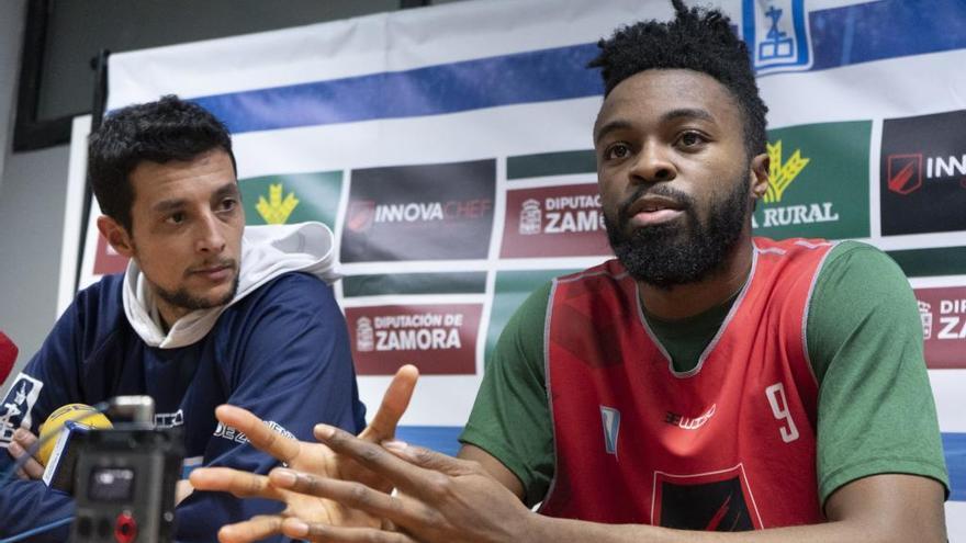 """Namdi: """"Regreso al CB Zamora para completar el trabajo del pasado año"""""""