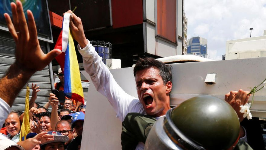 Venezuela detiene a un vigilante de la embajada española en el país
