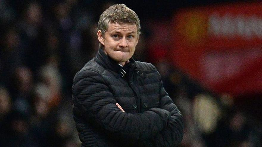 Solskjaer, nuevo entrenador del Manchester United