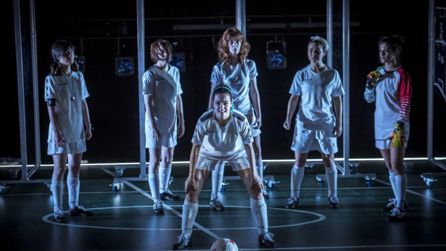 'Play off', una tragicomedia sobre el deporte femenino