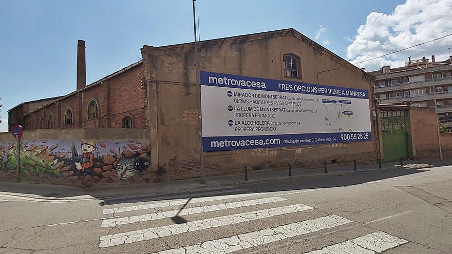 Metrovacesa es fa càrrec del projecte de 100 pisos al costat de l'estació d'autobusos