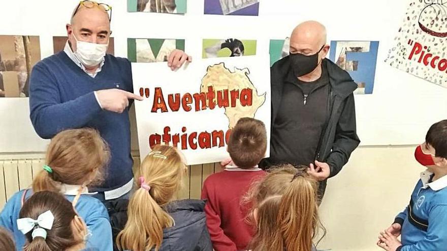 Un viaje a África sin salir de Teatinos