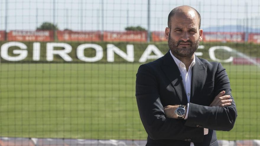 Pere Guardiola: «Ens agradaria poder convèncer Stuani perquè es quedés al Girona»