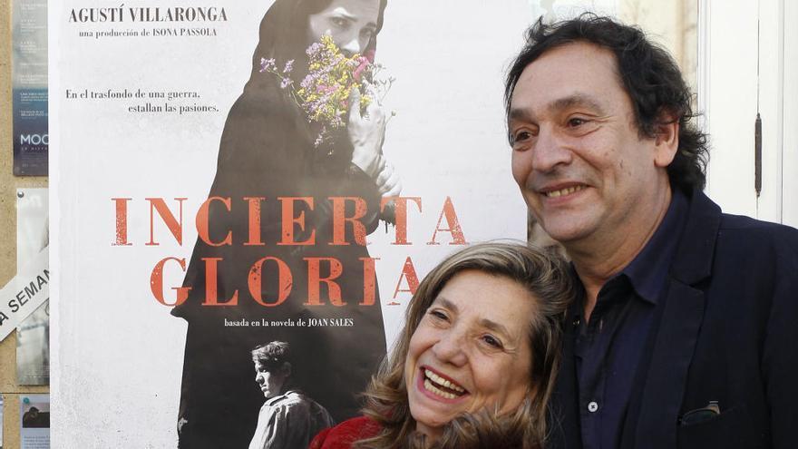 Villaronga presenta la película del mejor libro de la Guerra Civil
