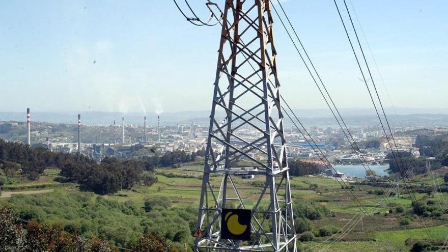 El Superior estima un recurso de Red Eléctrica contra los cobros de Arteixo