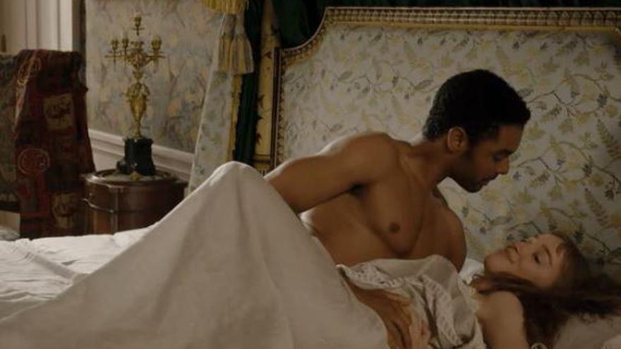 La protagonista de 'Los Bridgerton' revela que la escena de la masturbación fue la más difícil