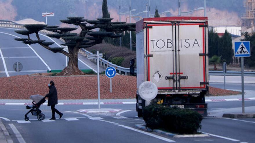 Trànsit inicia una campanya de protecció de vianants en zona urbana amb les policies locals