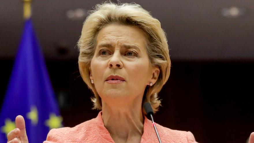Bruselas descarta que las ayudas del fondo de recuperación lleguen en enero