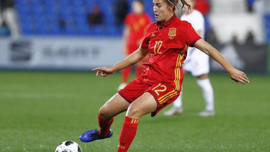 La mallorquina Patricia Guijarro, entre las 100 mejores jugadoras del mundo