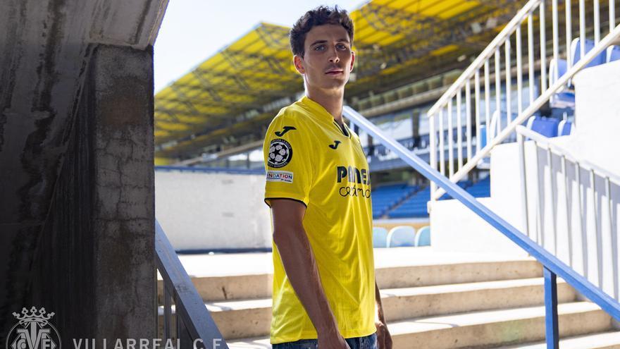 El Villarreal tiñe Europa de amarillo con la camiseta de la Champions