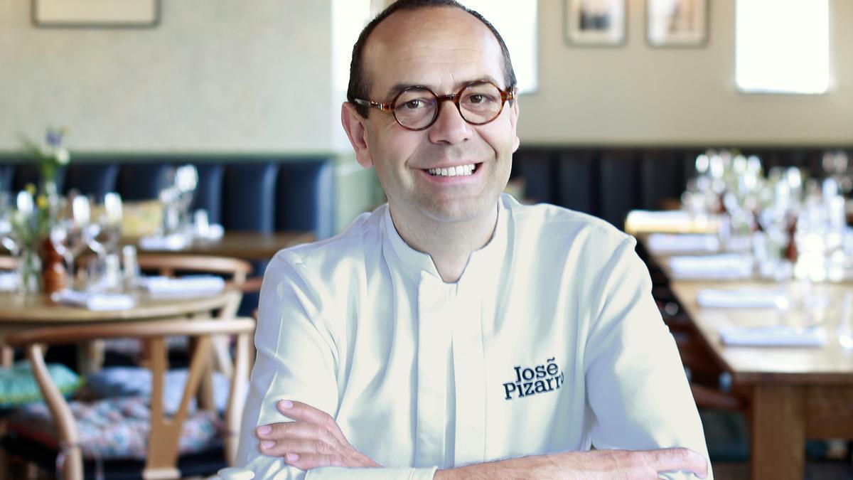 El chef cacereño José Pizarro.