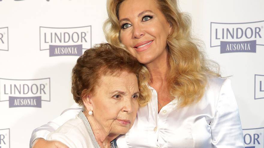 Muere a los 89 años la madre de Norma Duval