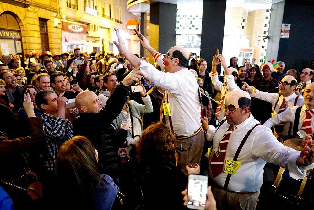 El Carnaval ya está en las calles de Córdoba