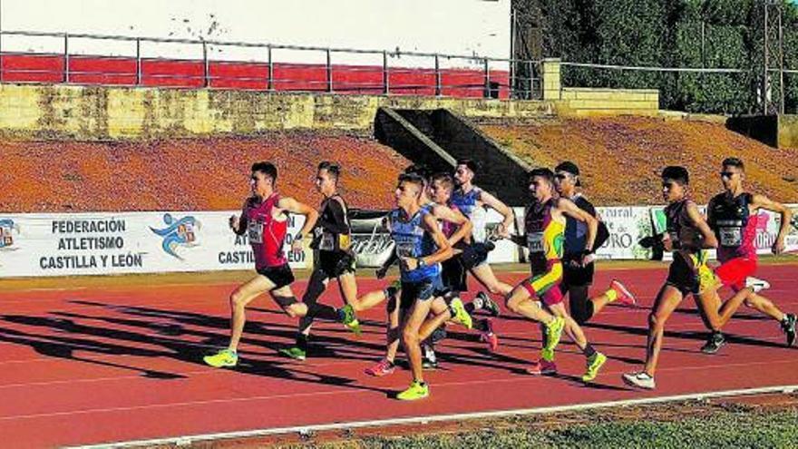 El atleta Ignacio García del Vino de Toro Caja Rural se proclama campeón regional en La Rioja