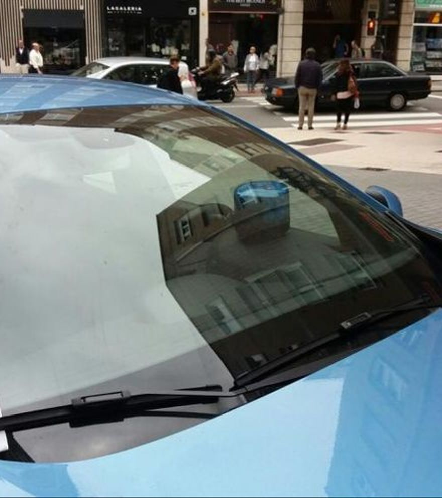 Hasta 3.000 euros de multa por cuidar así tu coche delante de casa