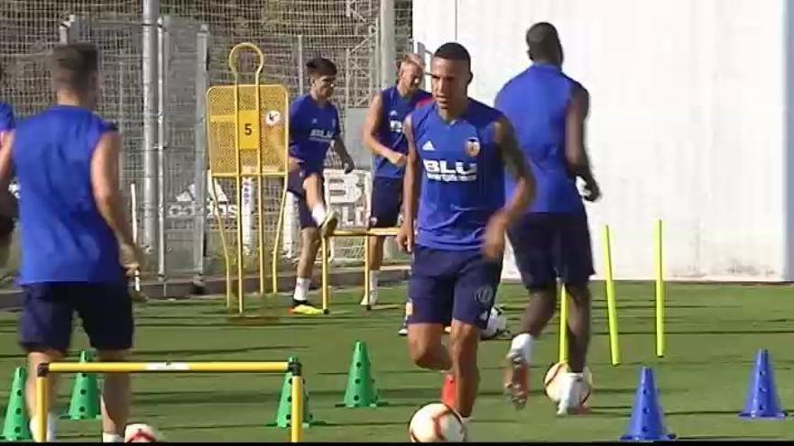 Rodrigo, en boca de todos por un posible interés del Madrid
