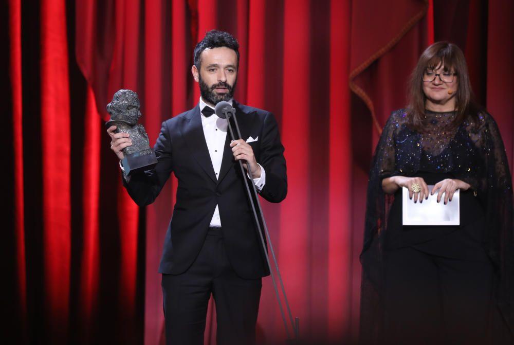 .Goya 2019 a la mejor dirección. Rodrigo ...