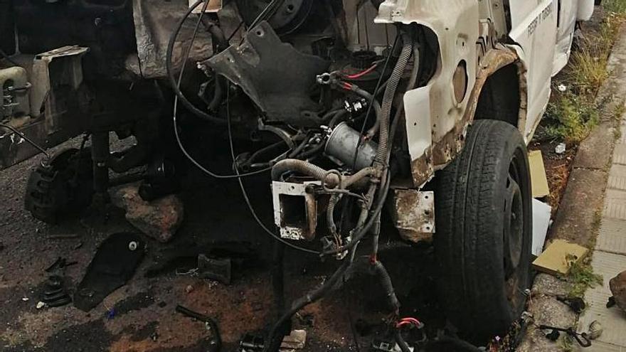 Santa Cruz establecerá un procedimiento de urgencia para retirar coches abandonados
