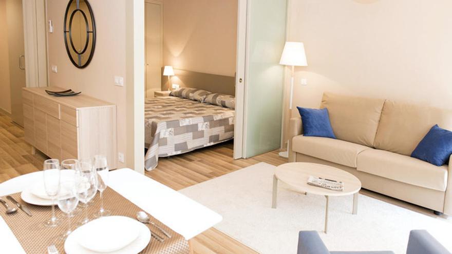 Residencial Erato comercialitza 28 apartaments a tocar la Clínica Bofill