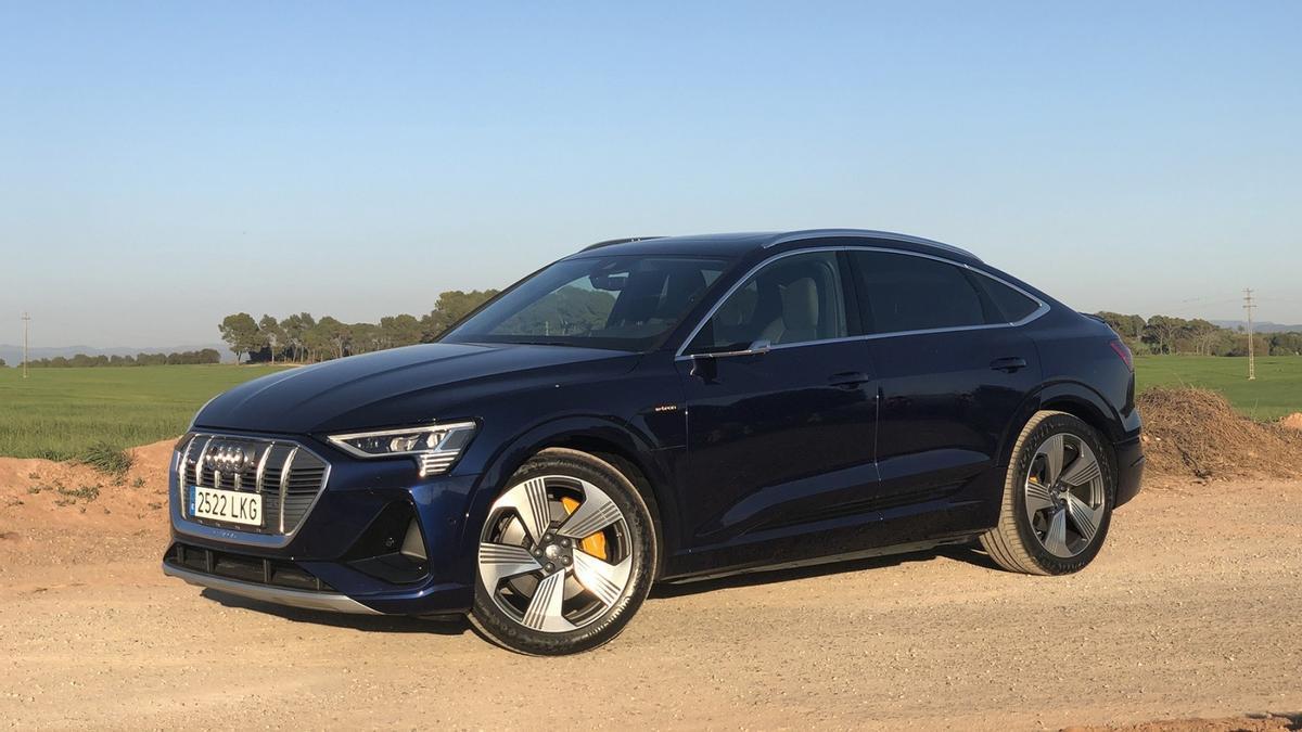 Audi e-tron Sportback, ponemos a prueba el segundo eléctrico de la marca