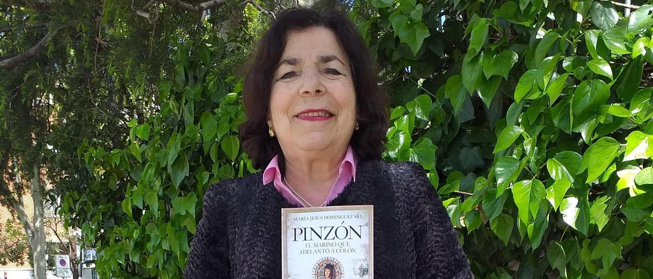 María Jesús Domínguez Sío.
