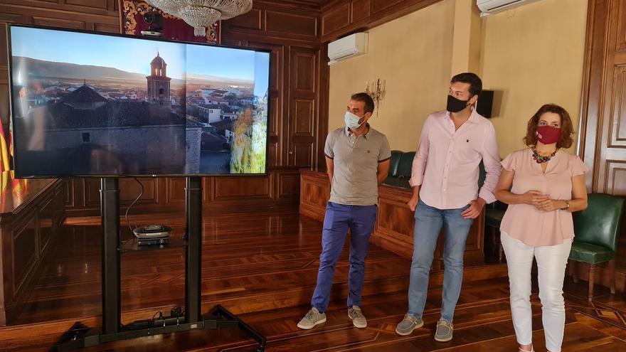 Teruel lanza su campaña de promoción de barrios rurales