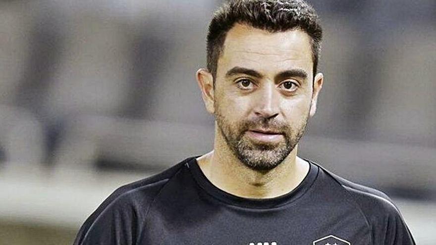 Portazo a Koeman: el Barça ya negocia con Xavi Hernández