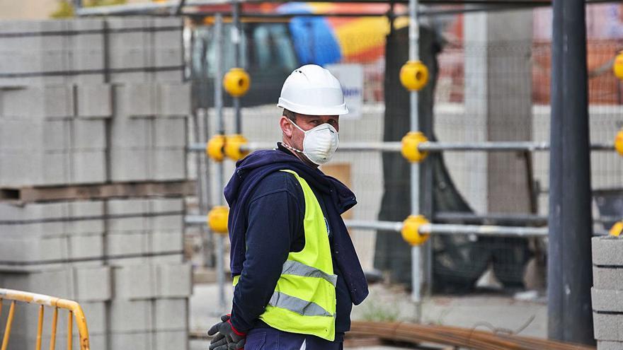 Los proyectos de  pisos en Valencia caen por primera vez en cinco años