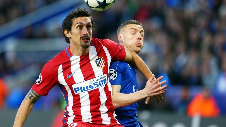 El Atlético, otra vez entre los cuatro mejores de Europa