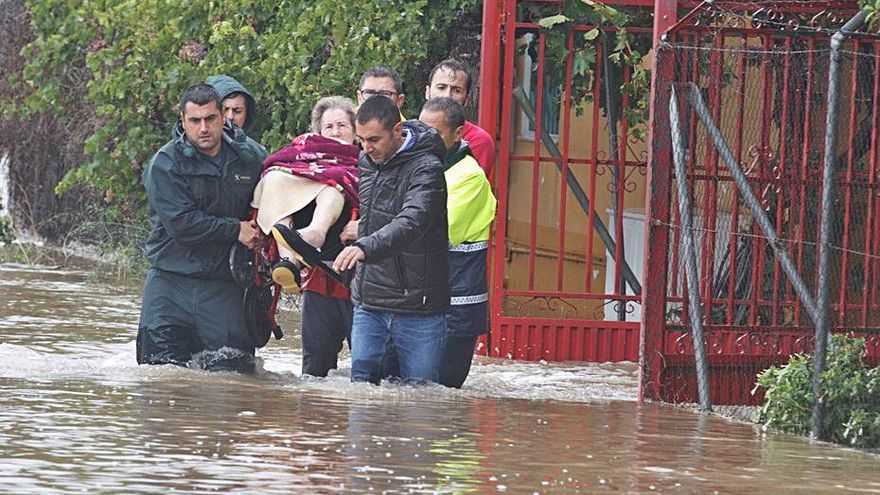 Orihuela y Almoradí acaparan las ayudas del Consell para obras contra inundaciones