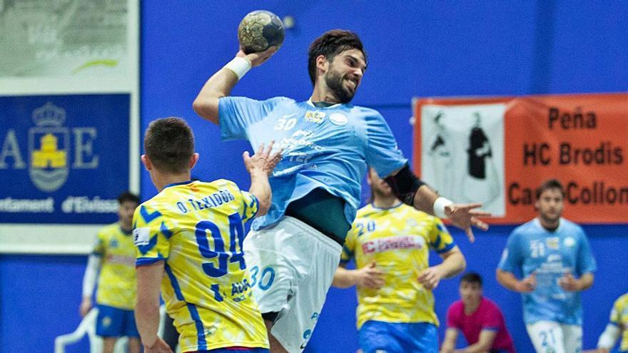 La UD Ibiza-HCE concluye la primera fase de la Liga con triunfo ante el Sarrià
