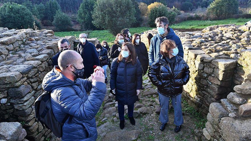 El Concello proyecta un centro de interpretación en el castro de Elviña para fomentar las visitas