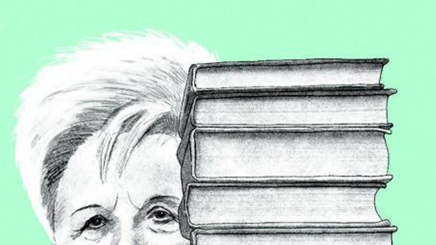 """""""Fui feliz con esta profesión, y yo también, como mi padre, volvería a ser librera"""""""