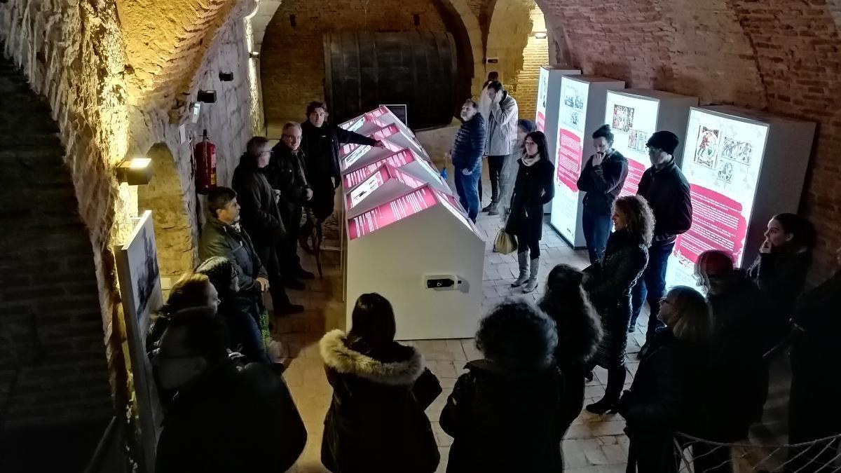 Una visita guiada a la bodega histórica de la Denominación de Origen Toro.