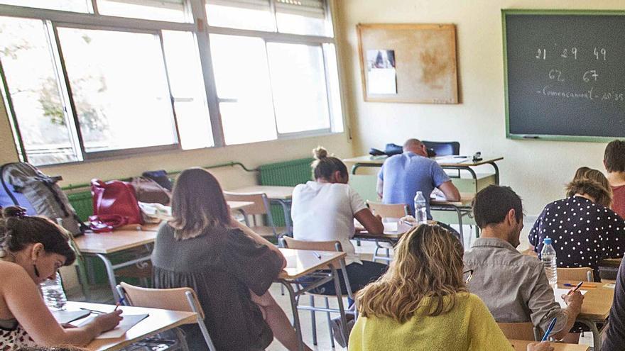 Los jueces obligan a Educación a pagar las prácticas a más de 10.000 profesores interinos en Alicante