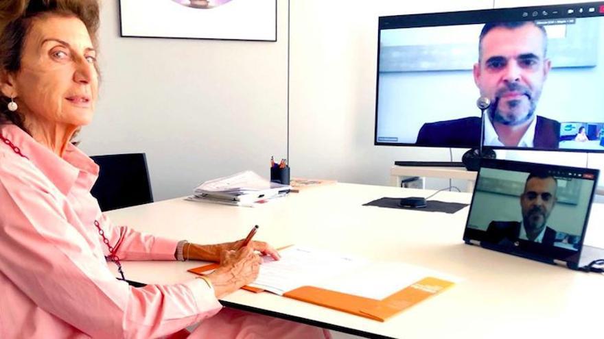 """CAEB suma a By Demes y ZKTeco """"para ayudar a las empresas de Balears en servicios y productos tecnológicos de seguridad"""""""