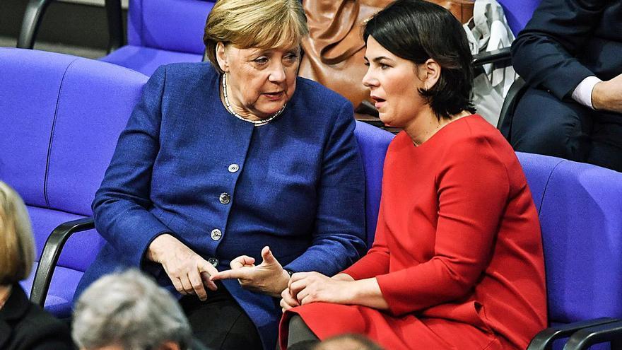 Els Verds d'Alemanya, a prop d'arribar al poder
